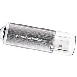 Silicon Power UFD ULTIMA II-I 16GB (серебристый)