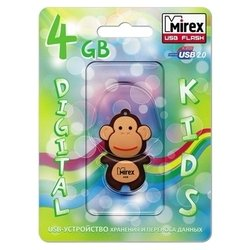 Mirex MONKEY 4GB