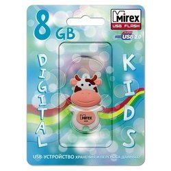Mirex COW PEACH 8GB