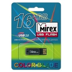 Mirex HOST 16GB (черный)