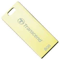 Transcend JetFlash T3G 8Gb (золото)
