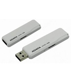 USB флеш диск ADATA DashDrive UV110 16GB (белый)