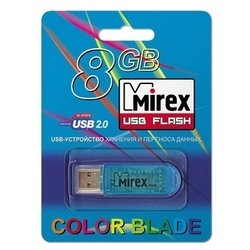 Mirex ELF 8GB (голубой)