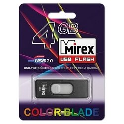 Mirex HARBOR 4GB (черный)