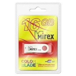 Mirex SWIVEL16GB (белый)